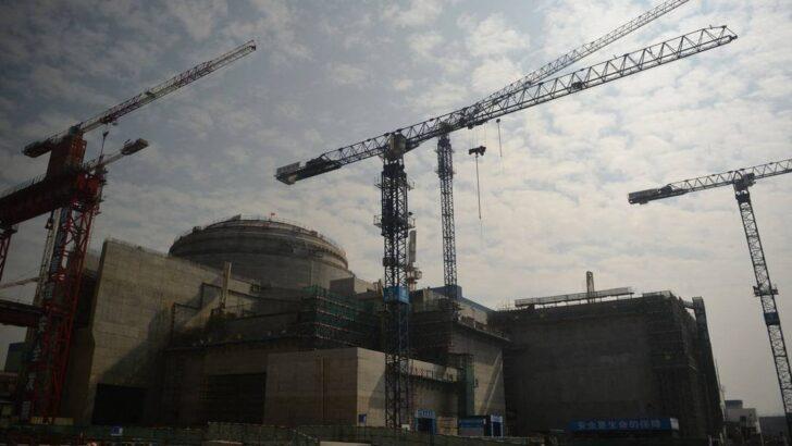 Usina nuclear na china apresenta risco de 'ameaça radiológica iminente'