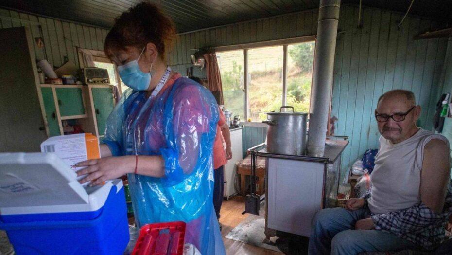 Apesar da vacinação acelerada, chile não consegue evitar aumento dos contágios