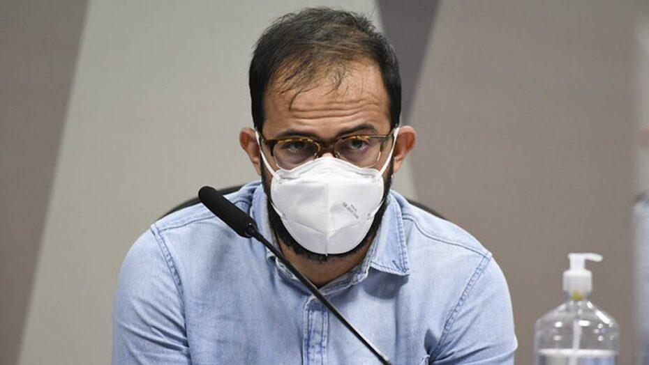 À cpi, servidor do ministério da saúde diz que foi informado de propina paga a gestores por vacina