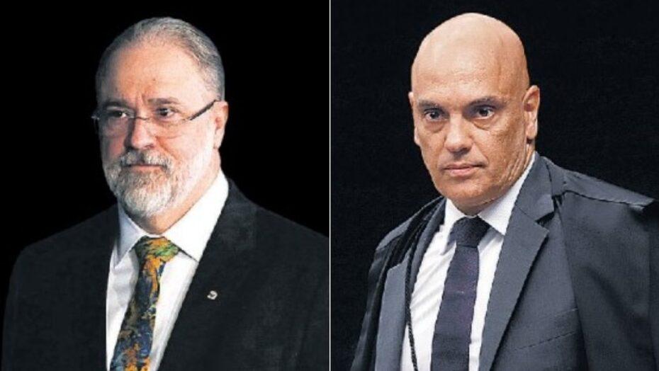 Crise entre moraes e aras se acirra após pgr pedir fim de inquérito contra deputados bolsonaristas