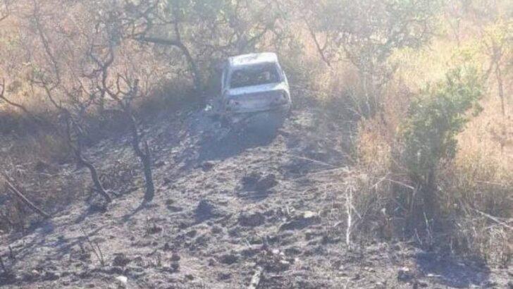 Caso lázaro: carro incendiado pode ter sido usado por serial killer