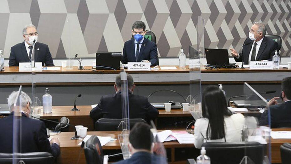 Cpi derruba sigilo de documentos do governo e convoca osmar terra e auditor do tcu autor de texto usado por bolsonaro