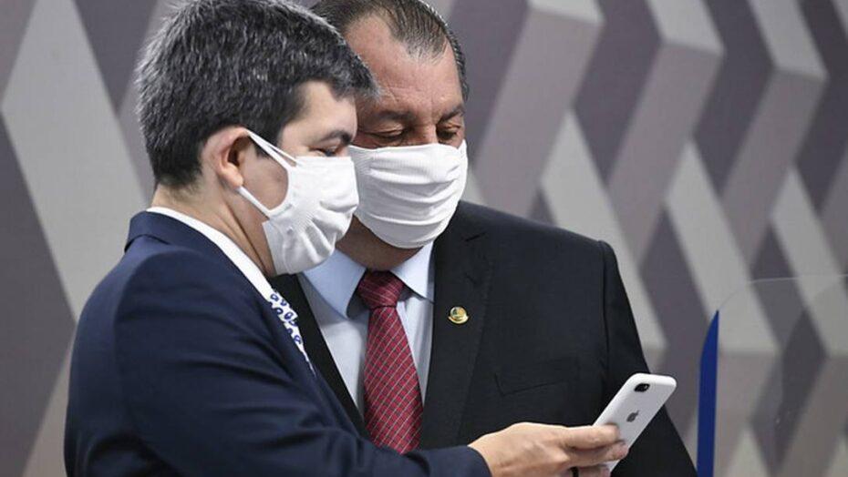 Vice-presidente da cpi da covid diz que governo ignorou 53 e-mails da pfizer sobre vacina