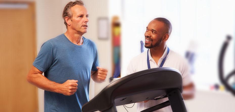Pacientes com doenças cardiorrespiratórias recorrem à reabilitação cardiopulmonar