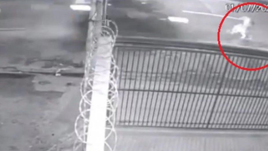 Vídeo mostra momento em que ciclista é atingido e morto por carro