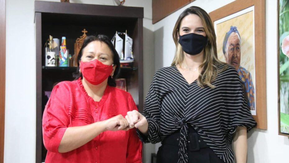 Fátima Bezerra anuncia Júlia Arruda na Secretaria das Mulheres, Juventude, Igualdade Racial e dos Direitos Humanos