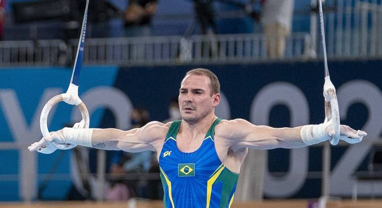 arthur zanetti toquio olimpiadas argolas brasil