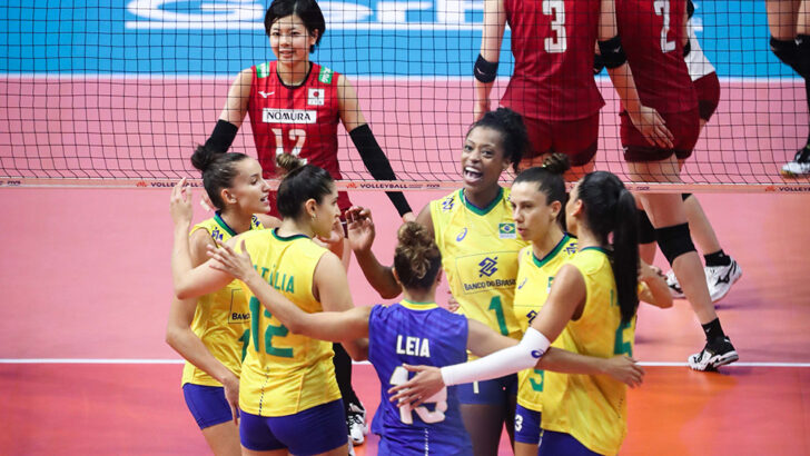 brasil japao liga das nacoes volei feminino edit