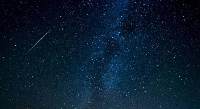 chuva meteoro