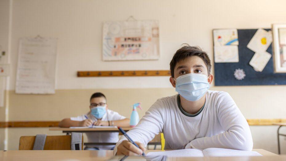 coronavirus experiencias internacionais sala de aula abre gettyimages