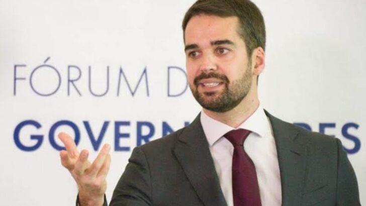 """Eduardo leite, governador do rs, revela ser homossexual: """"orgulho"""""""