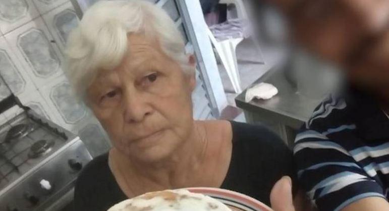 filho e principal suspeito de matar idosa asfixiada em suzano sp