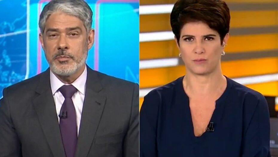 globo record william bonner jornal nacional mariana godoy fala brasil foto reproducao fixed large