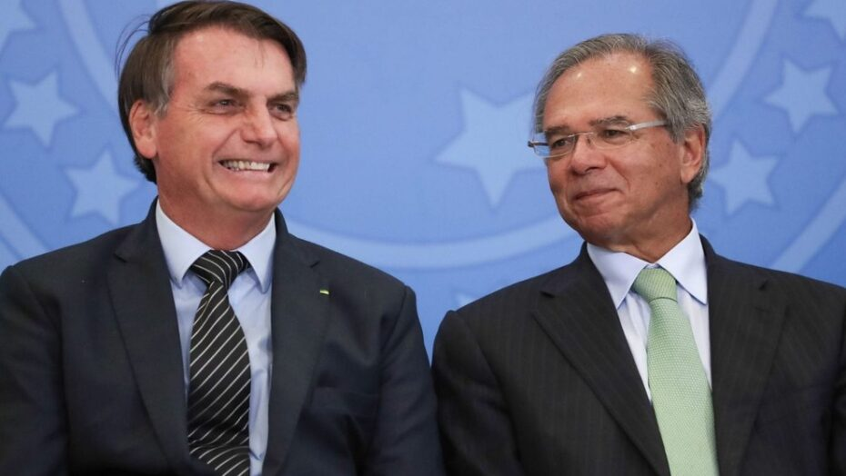 jair bolsonaro paulo guedes reforma tributaria imposto foto divulgacao marcos correa pr fixed large