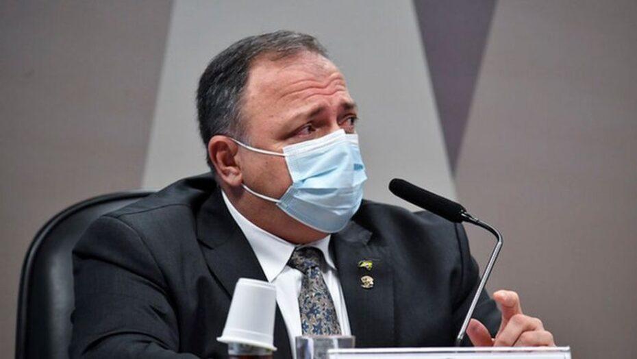 Mpf propõe na justiça ação contra pazuello por improbidade administrativa