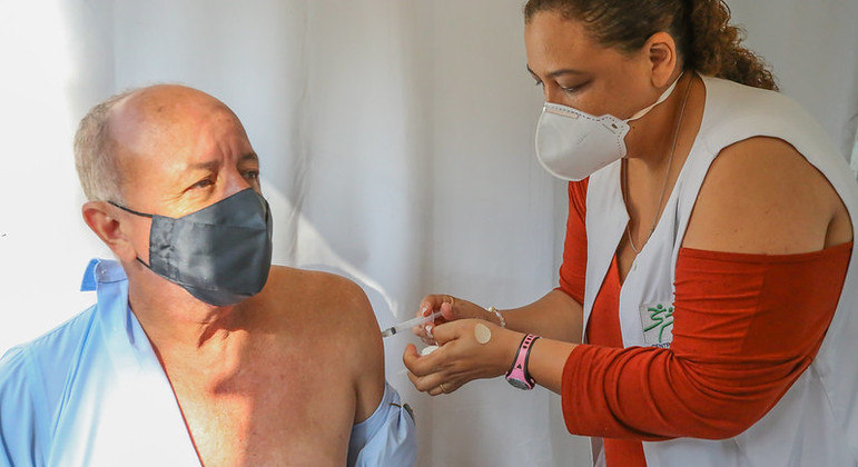 vacinacao sao pauo sp covid coronavirus vacina