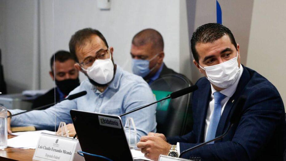 x PA Brasilia BSB Sessao da CPI da Pandemia na foto o Deputado Federal Luis Mi jpg pagespeed ic RIHUVrdQ
