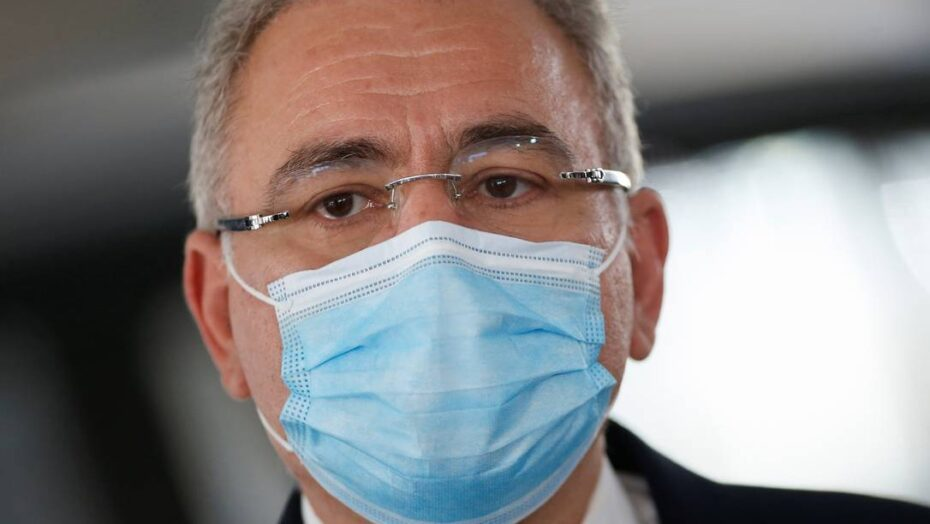 x Brazils Health Minister Marcelo Queiroga attends a news conference in Brasilia Brazil July jpg pagespeed ic eynKmyfo