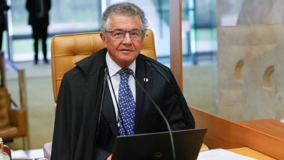 Na sessão de despedida, marco aurélio deixa stf após 31 anos e declara apoio a mendonça e aras para sua vaga