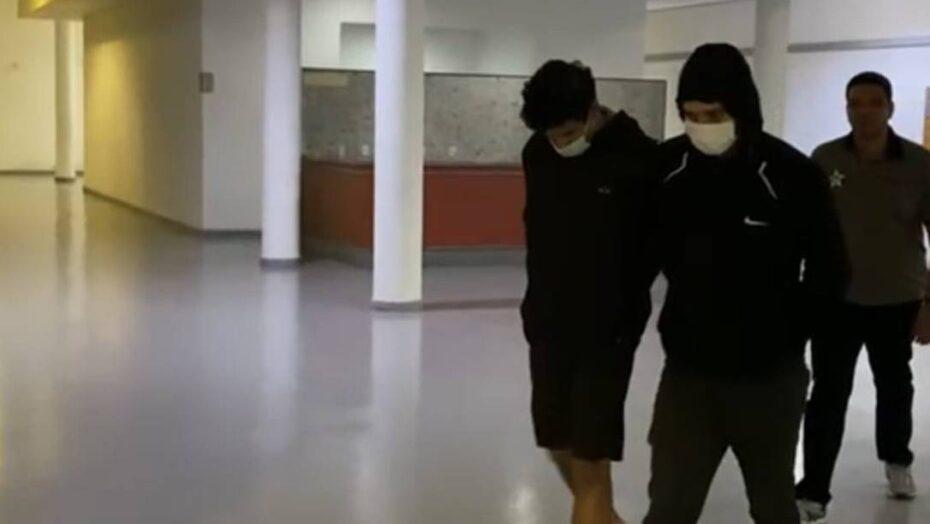Homens de classe média suspeitos de vender drogas pelo whatsapp são presos