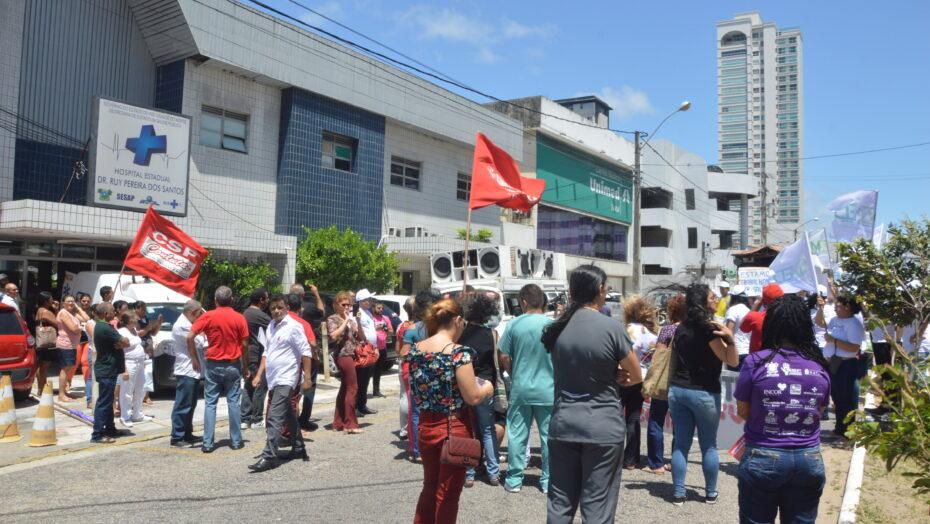 Contra o Fechamento do hospital Ruy Pereira