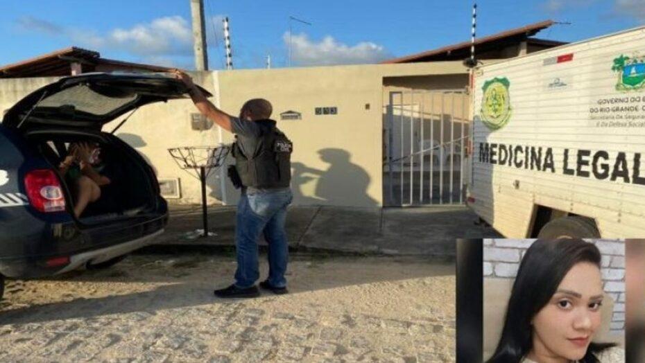 Professor que matou e enterrou mulher no quintal no rn é condenado a 18 anos de prisão