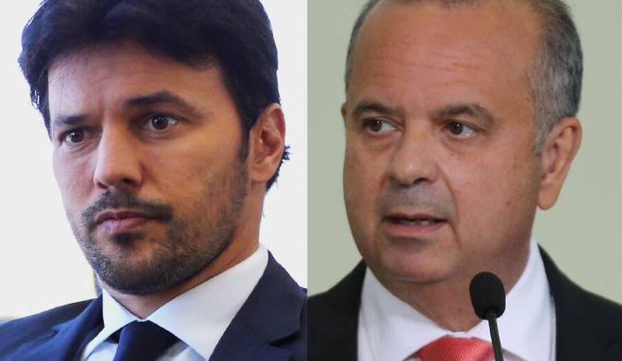 Fábio faria sai na frente de rogério marinho na disputa pelo senado