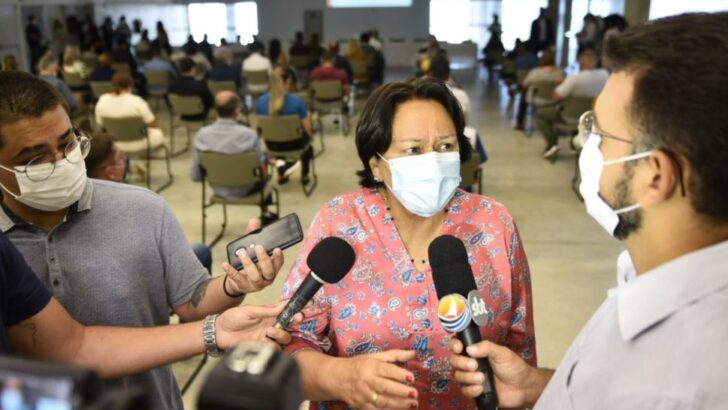"""Fátima bezerra: """"esse governo é sério, honesto e não tem nada o que temer"""""""