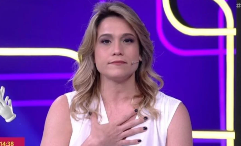 """Fernanda gentil chora após fim do programa da globo: """"equipe ralou"""""""