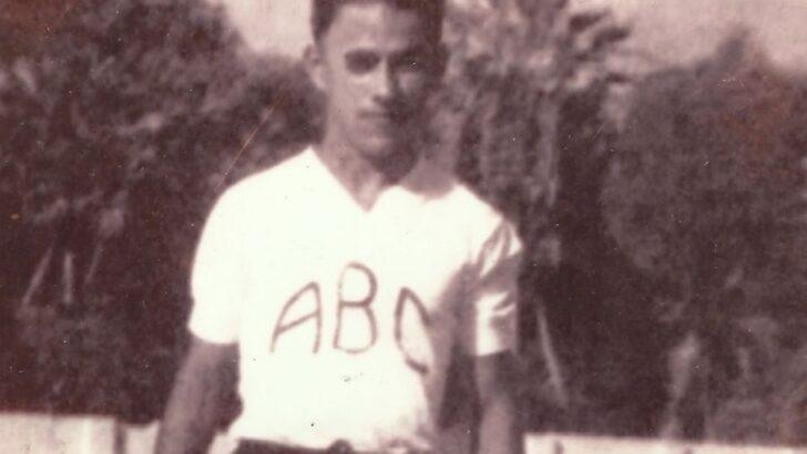 Maior artilheiro da história do abc, jorginho ganha biografia