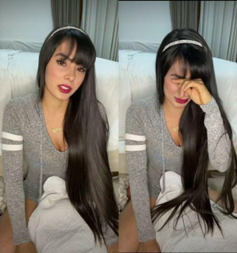 juliana bonde chora ao revelar ameacas de morte nas redes sociais x