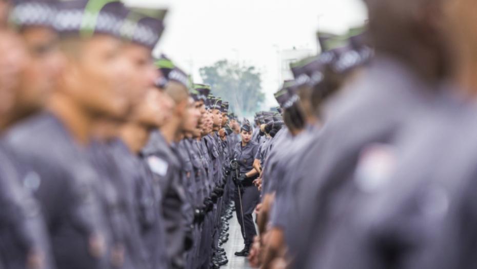 Pm terá força-tarefa contra participação ilegal em atos pró-bolsonaro