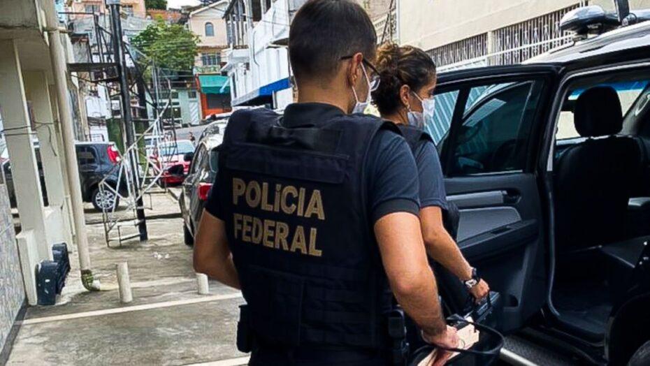 policia federal deflagra operacao contra organizacao que fraudava o auxilio emergencial em manaus