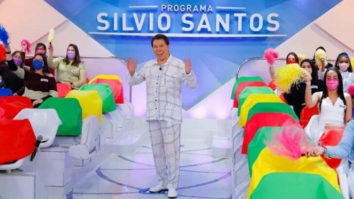 silvio santos pijama