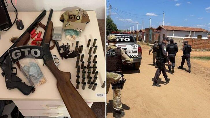 Filhotes do capeta entram em confronto com policiais, no oeste potiguar, e se dão mal