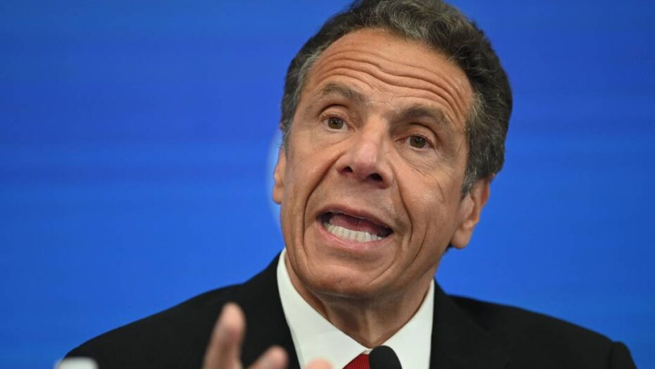 x FILES In this file photo taken on May New York Governor Andrew Cuomo speaks during jpg pagespeed ic ezjuTMwyDf