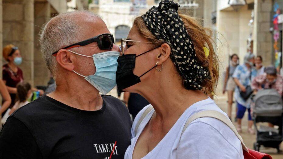 Maridos transmitem coronavírus para mulheres em 63% dos casos