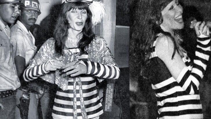 Rita lee: a prisão na ditadura durante a primeira gravidez e a visita de elis regina na cadeia