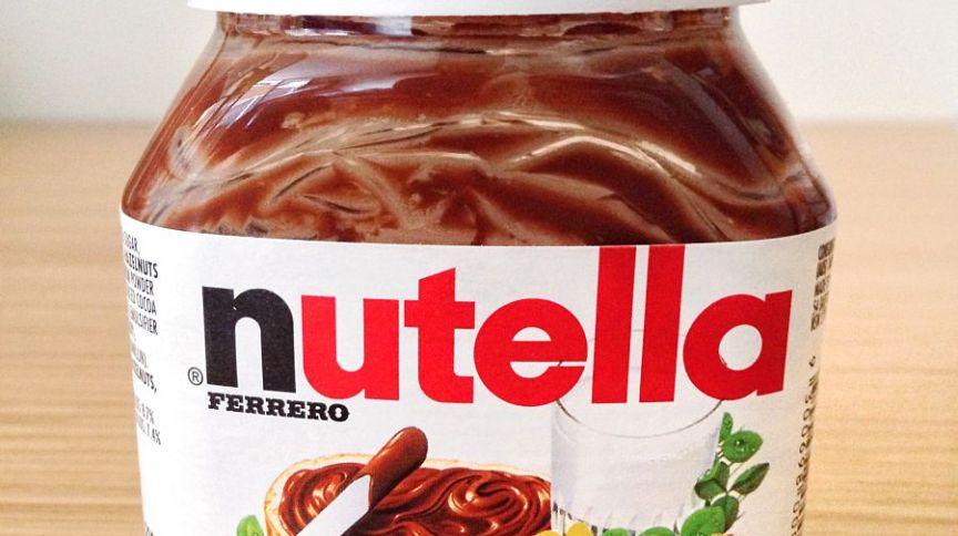 Candidato à presidência da frança quer o 'fim da nutella' no país; saiba motivo