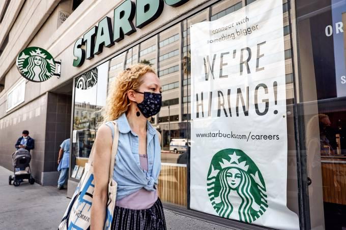 Está chovendo emprego: as vagas ressurgem nas nações mais ricas