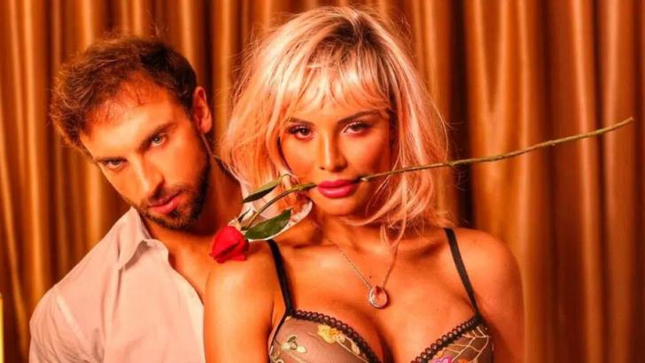 """Leo lins fala de namoro com aline mineiro e revela autorização: """"tá´liberado, não tem problema"""""""