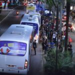 Vereadores aprovam lei sobre a regulamentação de publicidade nos ônibus de natal