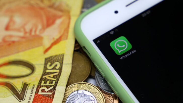 Whatsapp testa função de cashback em pagamentos realizados através do aplicativo