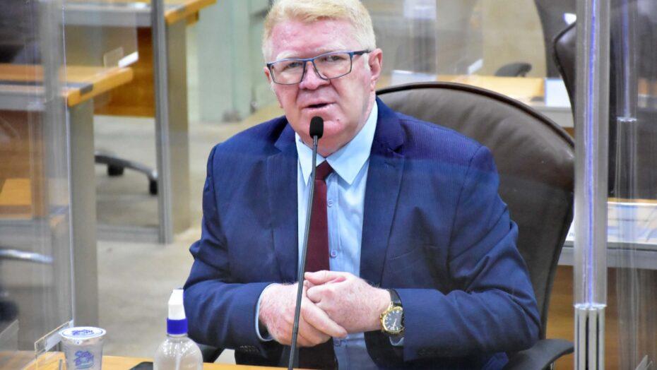 Ubaldo defende licitação urgente do transporte público de natal