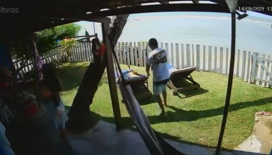 Policial penal é baleado durante tentativa de assalto em pousada na praia de pipa