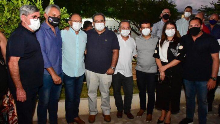 Rogério junta base bolsonarista e deixa fábio faria falando sozinho