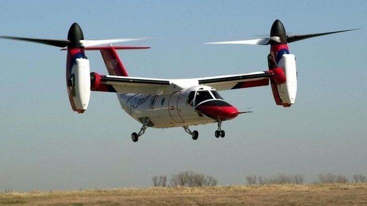 Gol deverá ter aviões de decolagem e pouso vertical em 2025