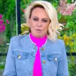 """Ana maria braga pede desculpas após usar expressão racista ao vivo na globo: """"aprendizado"""""""