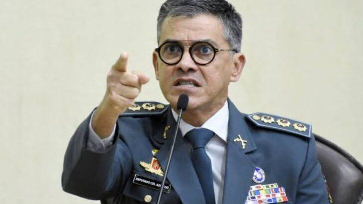"""Coronel azevedo manda fátima bezerra """"tomar vergonha"""""""