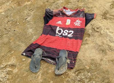 Camisa de homem desaparecido é encontrada rasgada no rio açu, no interior do rn